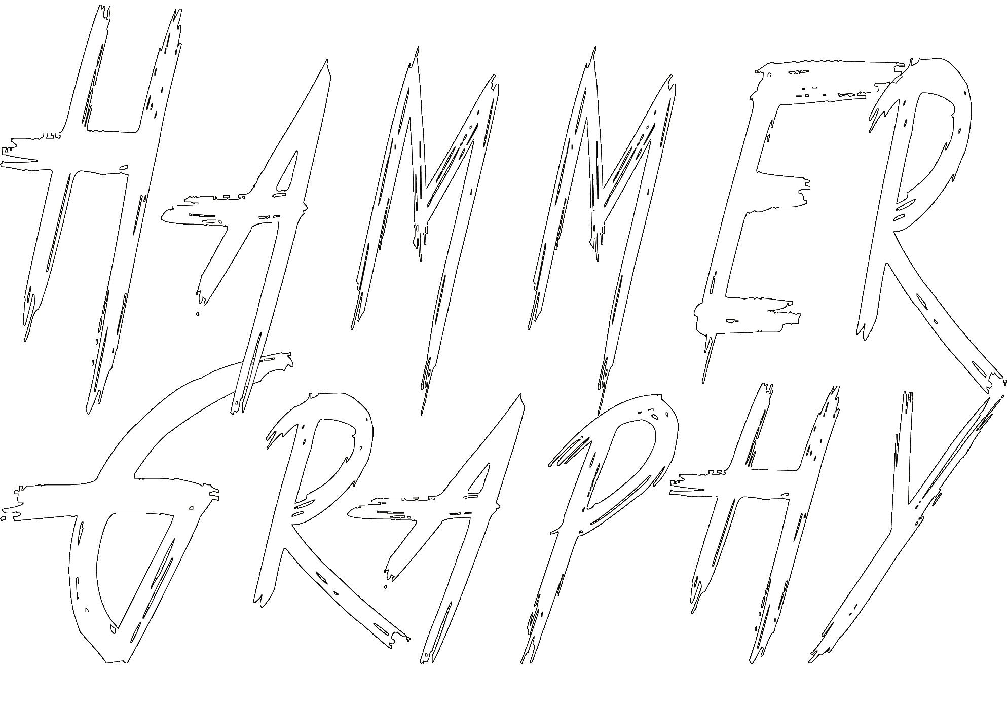 Hammergrapghy